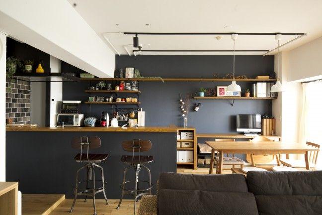 オトコマエイズム | リノベーションの秀建|マンション、住宅、中古物件をリフォームやリノベで住みやすくデザインし施工します!