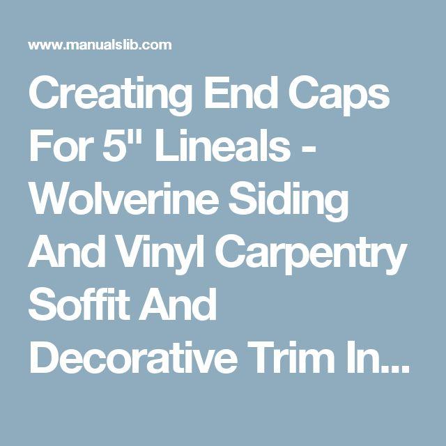 45 best windows trim images on pinterest shop vinyl for Environmental stoneworks pricing