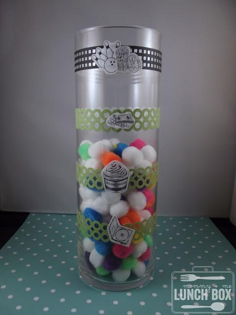 mommy + me lunch box: reward jar