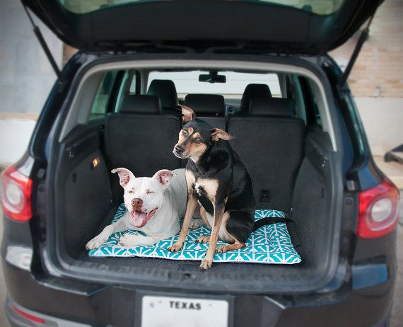 Pet Pad   Ikat Print   Dog Crate Pads   Durable   Water Resistant Bottom   Dog Kennel Pad   Machine Washable   Small/Medium/Large/XL **THIS IS A DISCONTINUED PRINT SO WHEN WE ARE OUT OF STOCK WE ARE OUT OF STOCK FOR GOOD As featured on the Today Show with KLG & Hoda Original Digs pet
