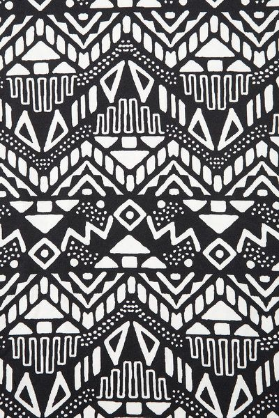 black and white tribal patterns tumblr - Google Search ...