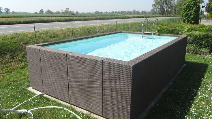 Aufstellpool   Dolce Vita Diva | Da Jardinero   Pools, Whirlpools,  Aufstellpools Und