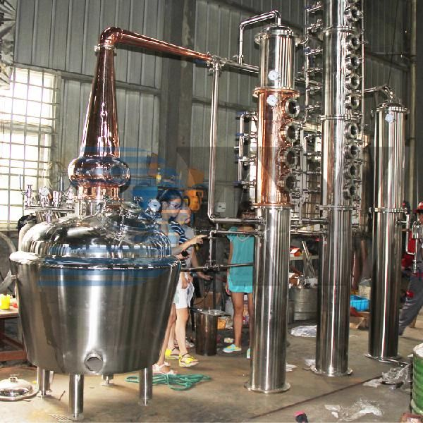 how to start a micro distillery