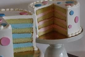 Image result for gender reveal cake