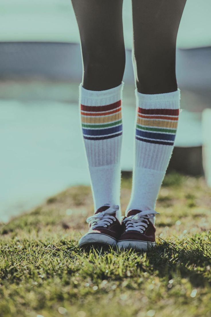 Dorothy #socks #sockaholic #calcetines #oldschool #cool #color #feelthecolor