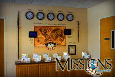 Example Missions Display Wall Go Amp Make Disciples