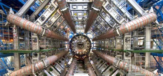 El LHC alcanza los 8 TeV de energía, nuevo récord mundial