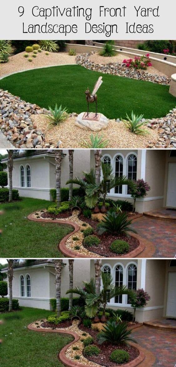 Cottage Garten Garden Garten Leiter Aus Sten Selbstgemacht In 2020 Front Yard Landscaping Design Yard Landscaping Landscape Design