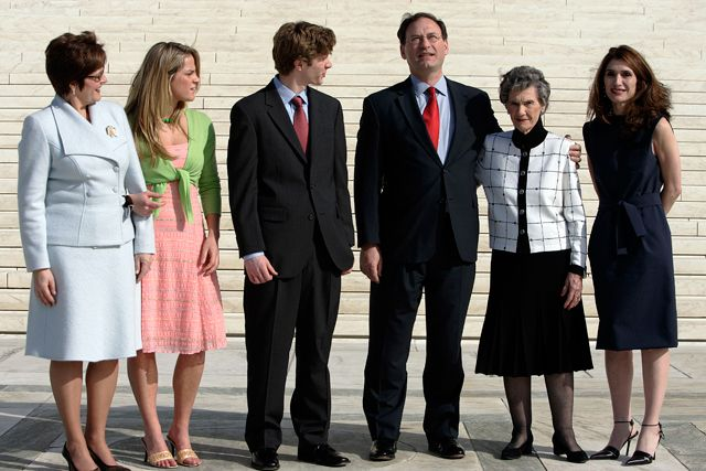An Interview With Supreme Court Justice Samuel Alito