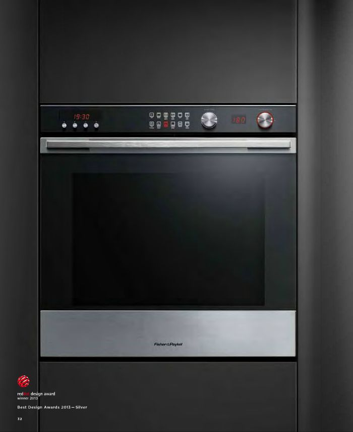 Fisher & Paykel 60cm Built in Oven