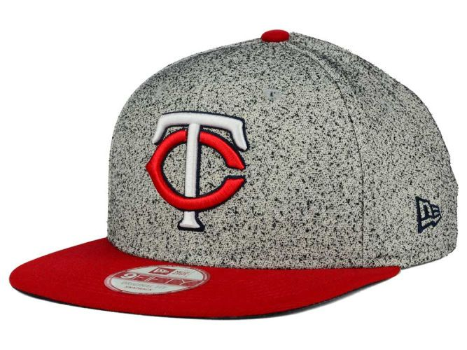 Minnesota Twins New Era MLB Spec 9FIFTY Snapback Cap Hats