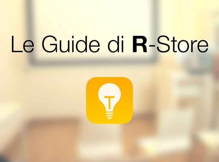 Il nostro board dedicato alle Guide per iPhone, iPad, Mac e tanto altro.