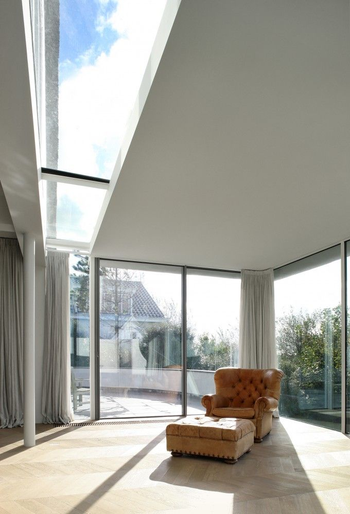 Just a lovely space helped by the glazing. www.methodstudio.london