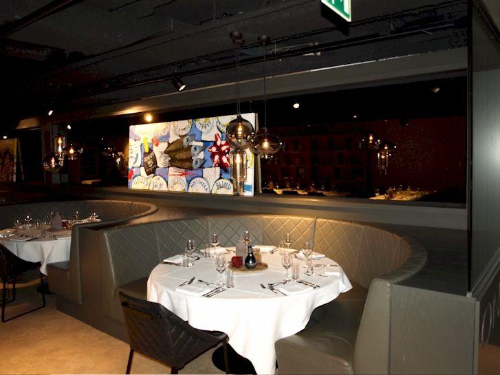 Kleine zaal VIP Lounge - Amsterdam Arena