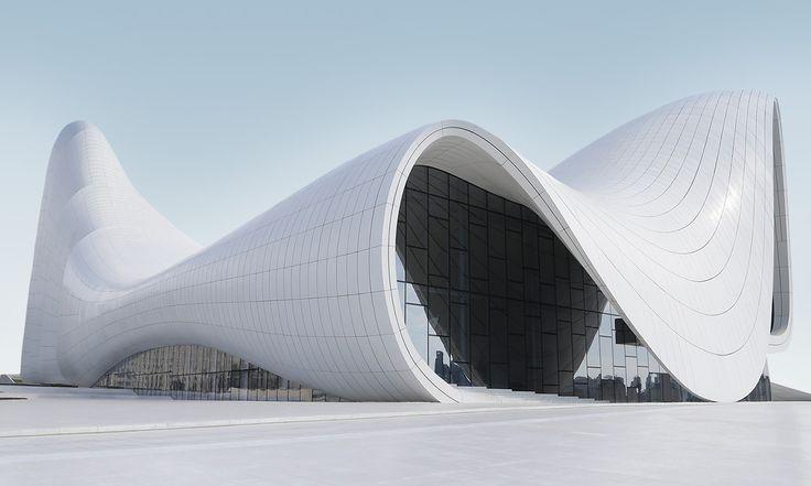 Zaha Hadid's 10 Best Buildings
