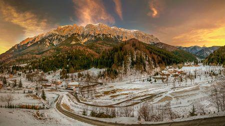 Piatra Craiului Mountains Photo by Gabi Rusu -- National Geographic Your Shot