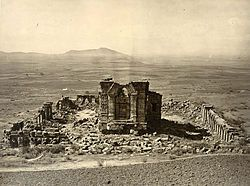 Delhi Sultanate - The 6th century Martand Sun Temple in Kashmir was destroyed by Delhi Sultanate around 1400 AD Wikipedia, the free encyclopedia