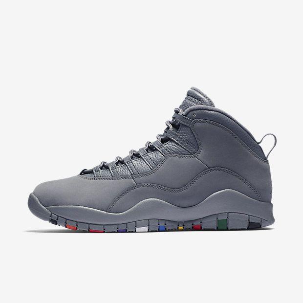 Air Jordan 10 Retro Erkek Ayakkabısı