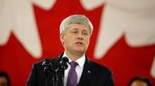 Stephen Harper's promise of a mid-mandate home renovation tax credit recalls the 2011 pledge of income splitting, provided the budget was balanced