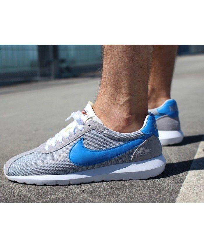 competitive price fd5e5 34480 Nike Roshe LD 1000 Gris Bleu Blanc Homme