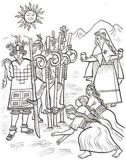 Organización Económica Inca : Minka, Ayni y Mita