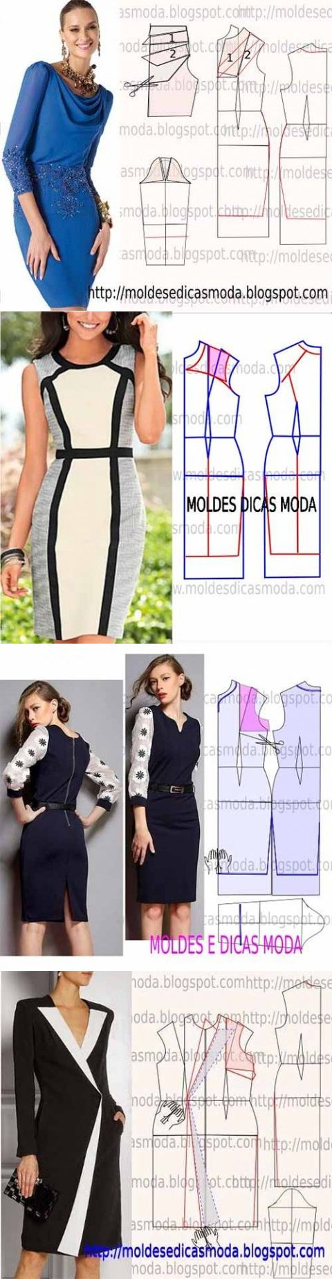 Elegant Woman Dress Model...♥ Deniz ♥