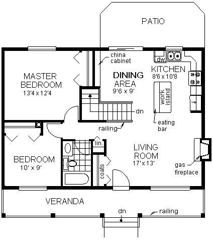 30 Best Small Cabin Plans Images On Pinterest