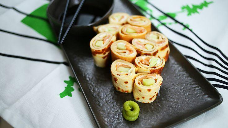 Új cikk: Palacsinta sushi, http://kertinfo.hu/palacsinta-sushi/, ezekben a témakörökben:  #Avokádó #Jancsa_Jani #street, írta: Street Kitchen