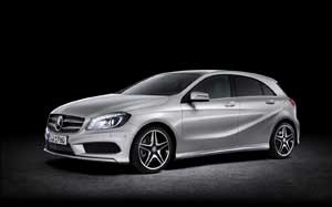 httpv://youtu.be/nRRb7wPnzm8    Mercedes is almost ready to show its luxury minivan segment C. Now, the company announced in a video which shows the best things of their A-Class, including a body that resembles the one of the vehicles from the AMG class that has the same bumpers and wheels as announced A 45 AMG.The new A-Class will have a lot of