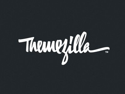 Logo Design: Handwritten | Abduzeedo Design Inspiration