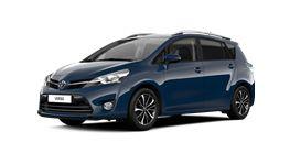 Toyota Verso modellek | Műszaki adatok | Toyota Magyarország