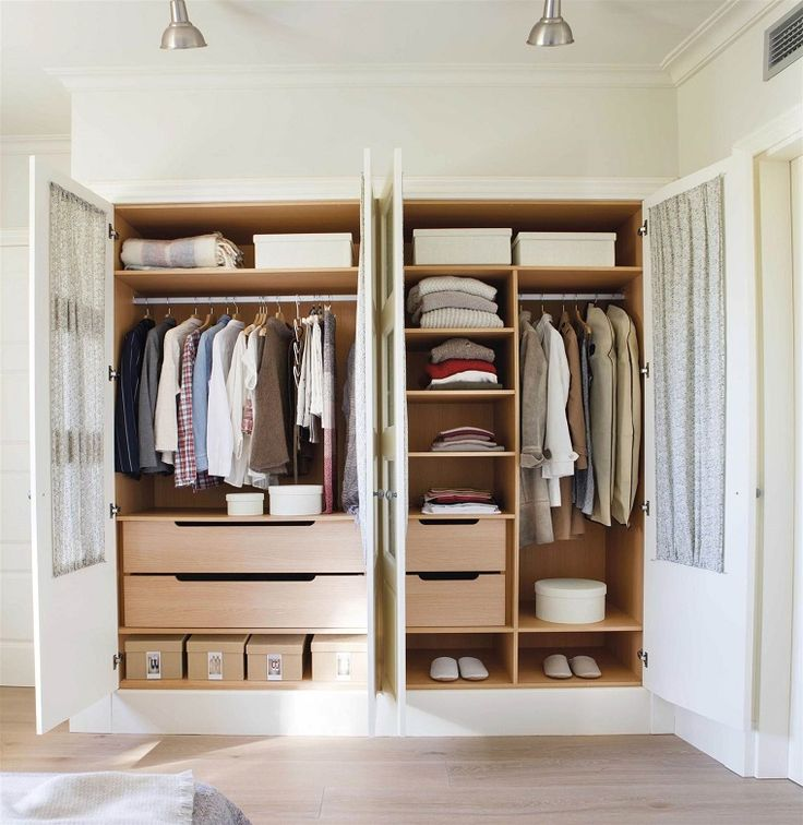soluzione pratica per organizzare al meglio il guardaroba