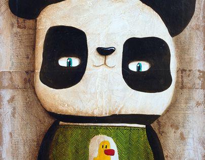 "Check out new work on my @Behance portfolio: ""!!!NEWS - Panda"" http://be.net/gallery/59075057/NEWS-Panda"