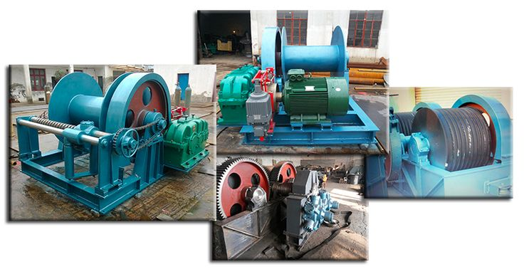 MAX Hydraulic Winch and Electric Winch. Factory in JiangSu Province manufactures various types of hydraulic winches and electric winches according to our customer's needs. Popular MAX winch products include hydraulic and electric-driven anchor and mooring winches, lifting winches, friction and slipway winches.