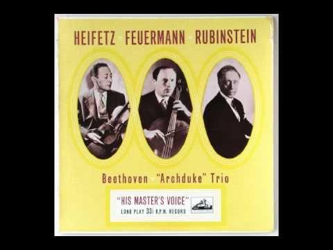 Beethoven: Piano Trio No 7