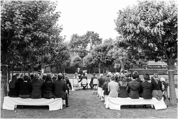Hochzeit im Freien, Hochzeitsgäste, im Freien, Natur, Foto: Violeta Pelivan – Trauung im Freien – Hochzeit