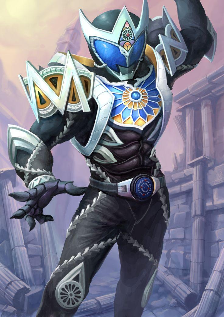 /Kamen Rider Saga/#1200744 - Zerochan