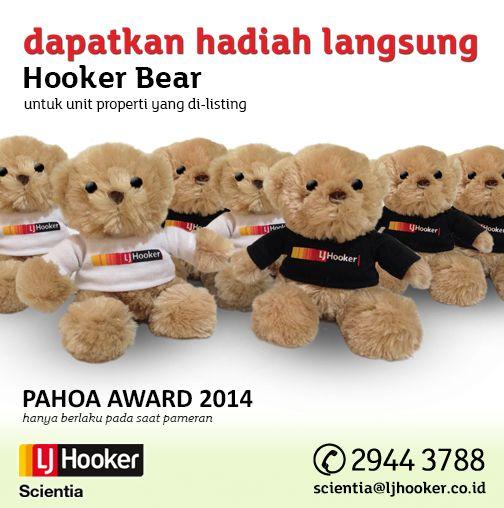 LJ Hooker Scientia participate @ Pahoa Award 2014
