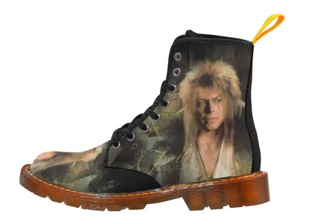 Labyrinth Goblin King Boots