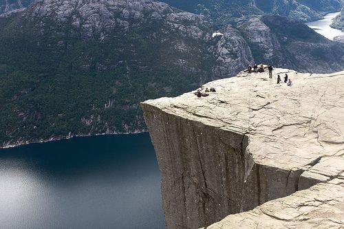 PreikestolenPlaces Worth, Favorite Places, Juliano Yamakawa, Stavanger Norway, Visit Norway, Places I D, Amazing Places, Pulpit Rocks, Lavish Landscapes