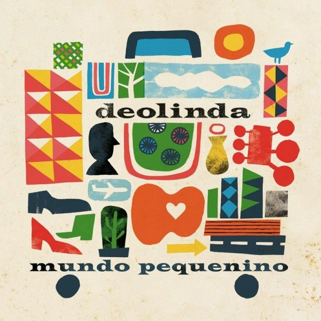 #CdCover Deolinda, portuguese band