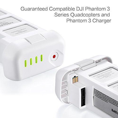 Powerextra 2 Pack 15.2V 4480mAh LiPo Intelligent Flight Replacement Battery 23 Minutes Flying Time for DJI Phantom 3 Professional, Phantom 3 Advanced and Phantom 3 Standard DJI Phantom 3 Battery  http://www.bestdealstoys.com/powerextra-2-pack-15-2v-4480mah-lipo-intelligent-flight-replacement-battery-23-minutes-flying-time-for-dji-phantom-3-professional-phantom-3-advanced-and-phantom-3-standard-dji-phantom-3-battery/ #djiphantom3professional