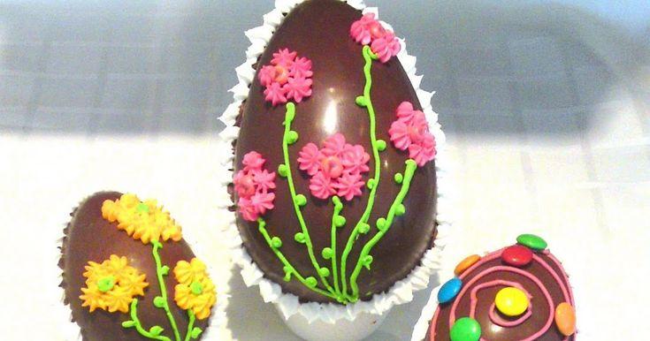 Receta de Pascua - Huevos de pascua - Recetas de Cocina