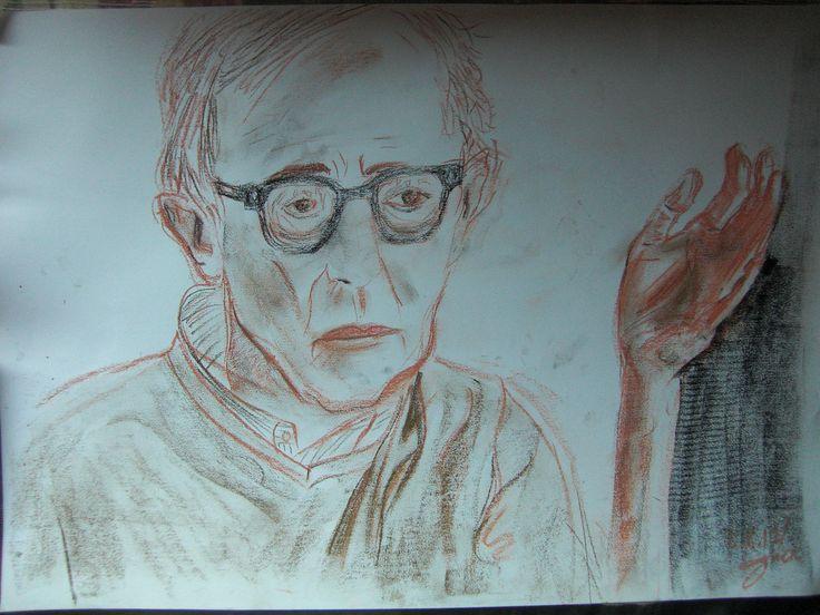 Woody Allen: Zeitgeist of Modern Metropole.  Omer Haluk Yilmaz