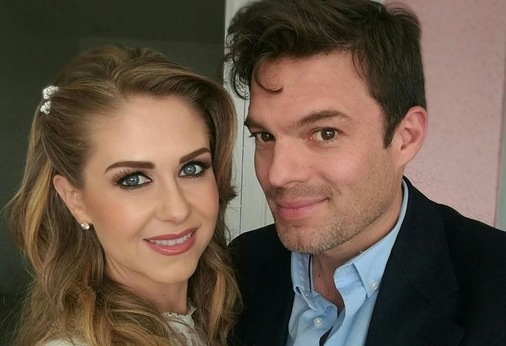 Ingrid Martz y Rodrigo Luque ya son marido y mujer  #EnElBrasero  http://ift.tt/2moPROg  #ingridmartz #rodrigoluque