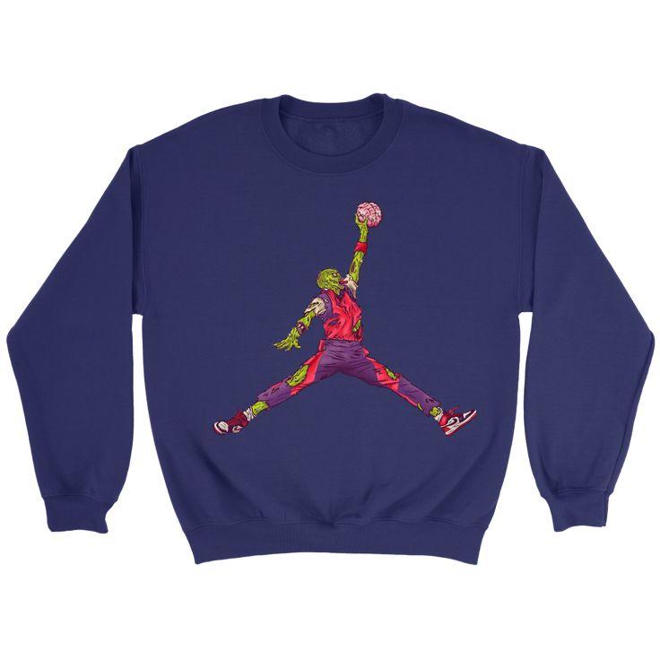 The Zombie Jordan Sweatshirt