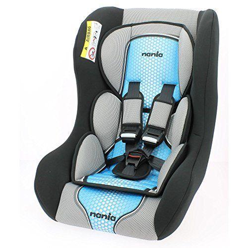 Mycarsit Siège Auto, Groupe 0/1/2 (de 0 à 25 kg), Bleu: Fabrication 100% Française (Rhône Alpes) – Certifié en France selon réglement…