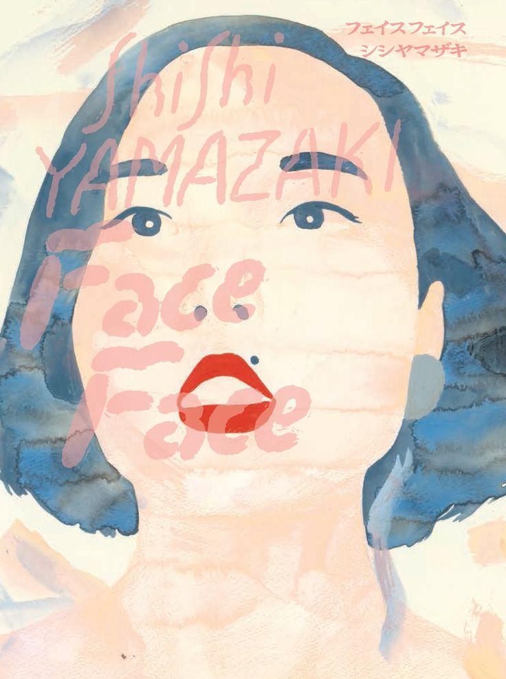 Face Face - Illustration: ShiShi Yamazaki; Design: Tézzo Suzuki