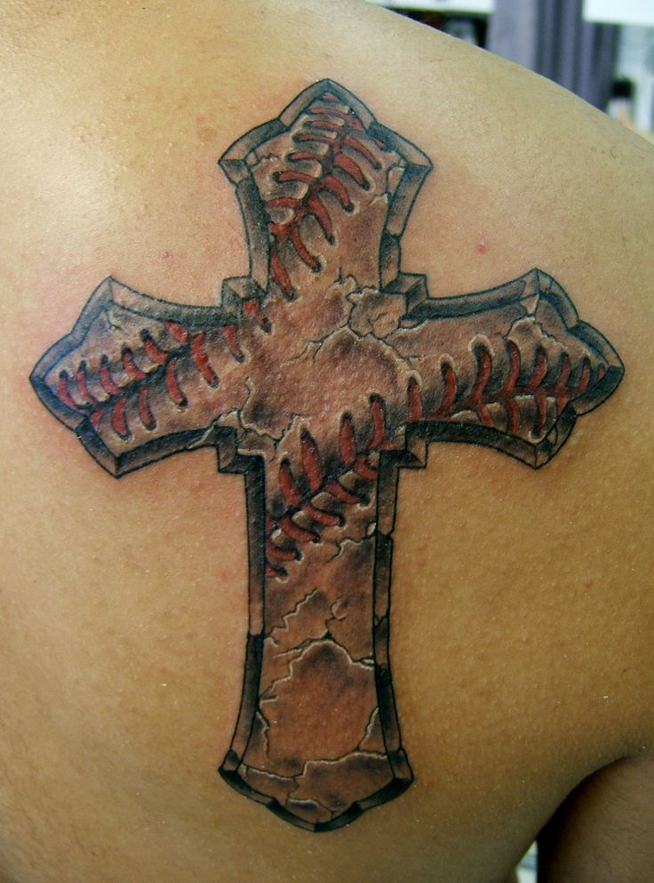 Cross Tattoos 13