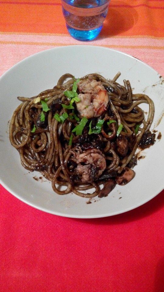 Spaghetti di zio Rob!  ;)